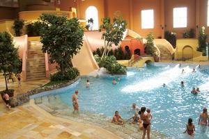 Van Der Valk Resort Linstow Erlebnisbad Urlaub Familienurlaub