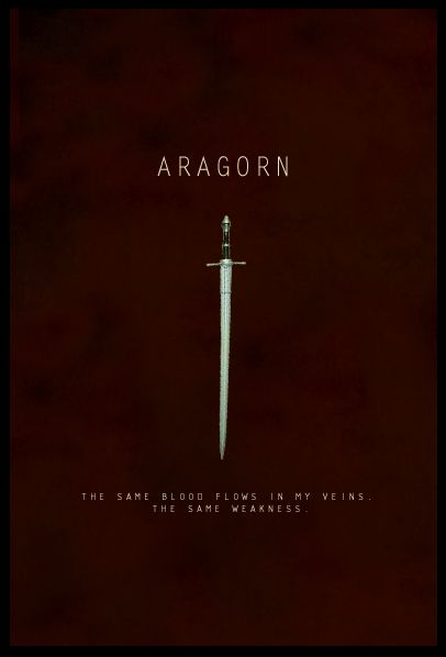 Nice Aragorn ~ LOTR ~ Quotes ~ Tolkien ~