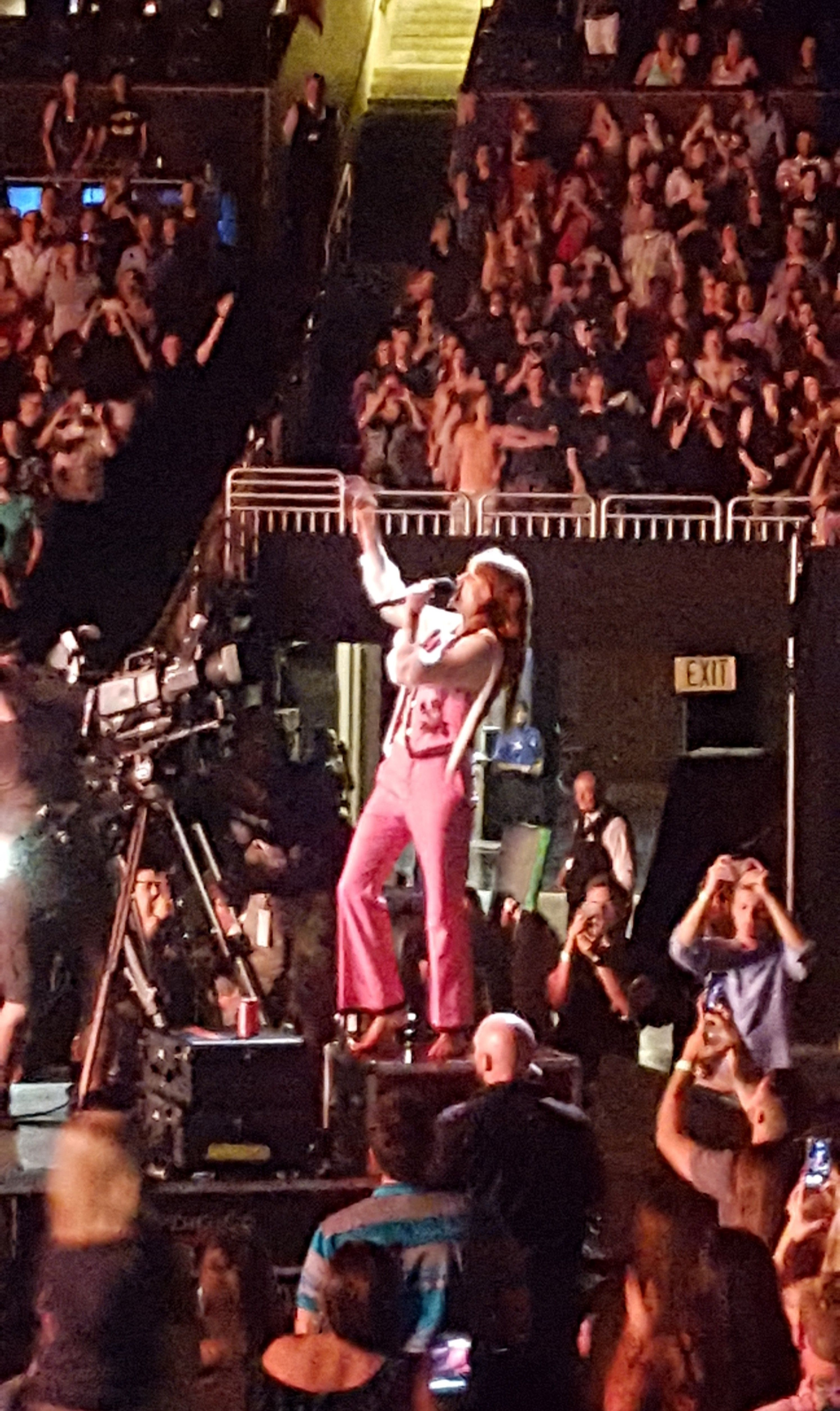 Florence The Machine At The Amway Center Orlando Fl May 2016 Amway Center Florence The Machines Concert