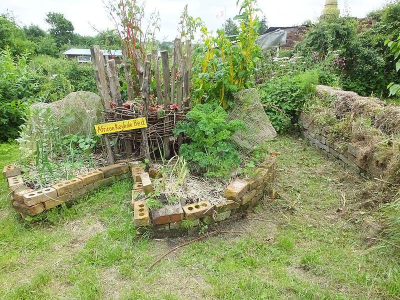 Creer Son Keyhole Garden En 7 Etapes Avec Images Jardin