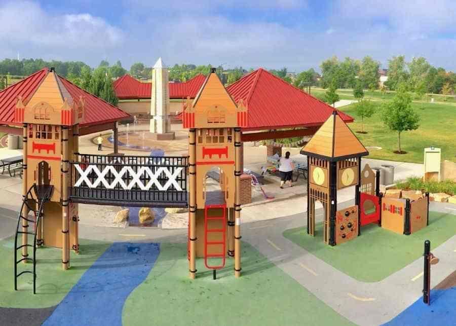 10 Best Public Playgrounds Around Denver Public Playground Modern Playground Playground