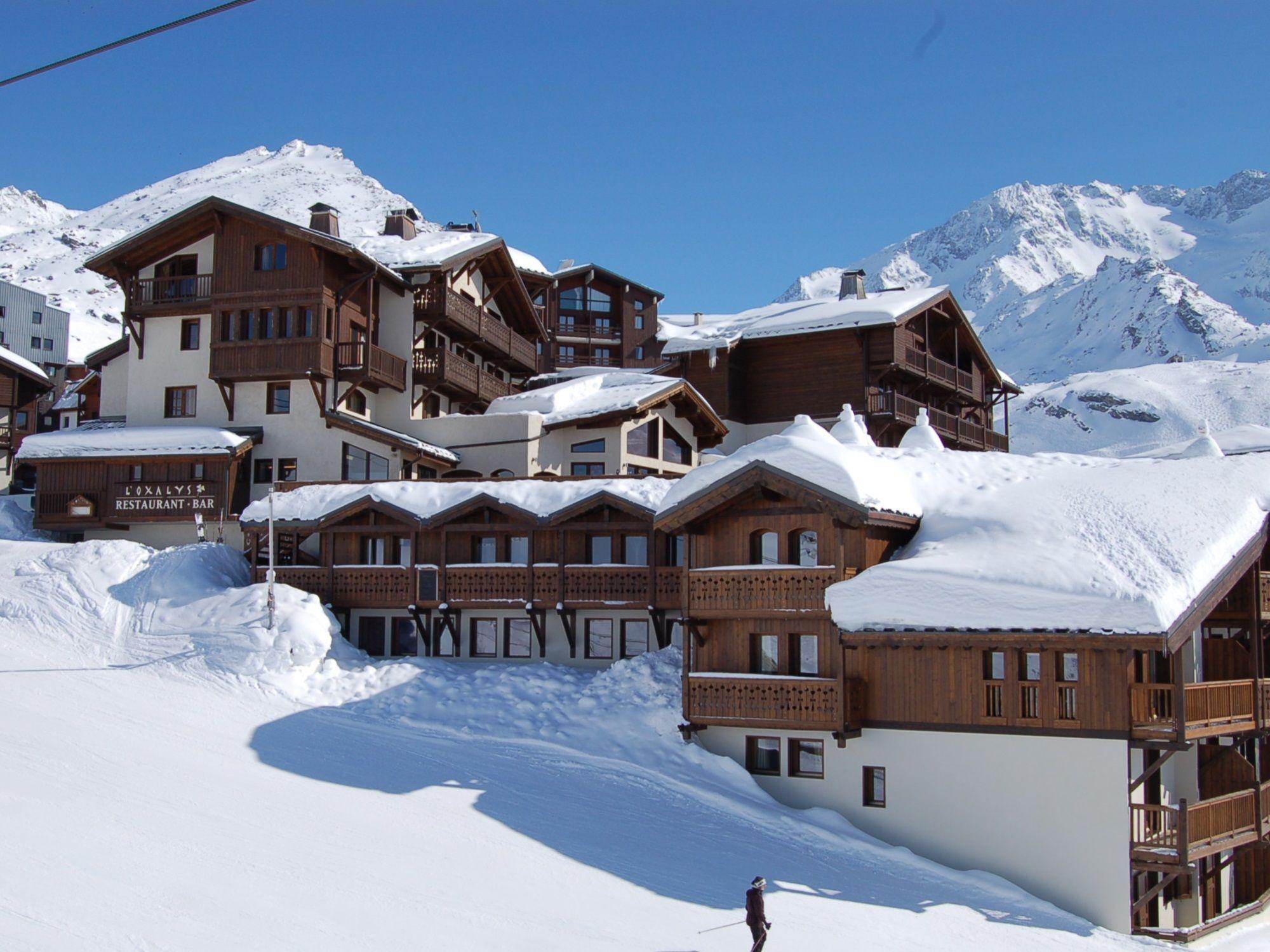 Chalet-appartement Montagnettes Oxalys met open haard - 4 ...