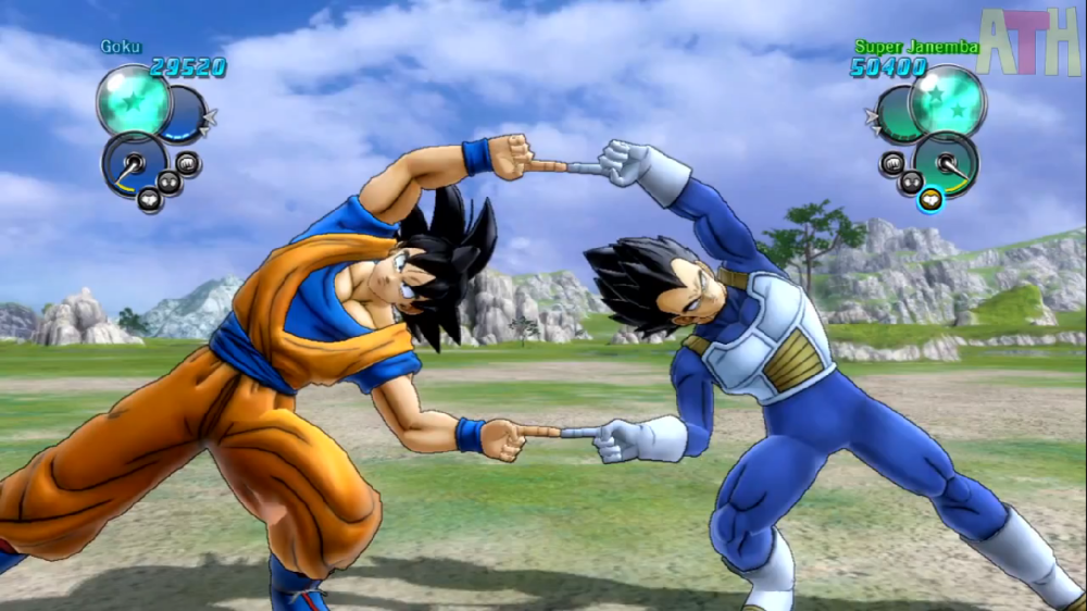 A Anime Manga Thread 140857938 Super Saiyan Blue Goku And Vegeta Kakarrot
