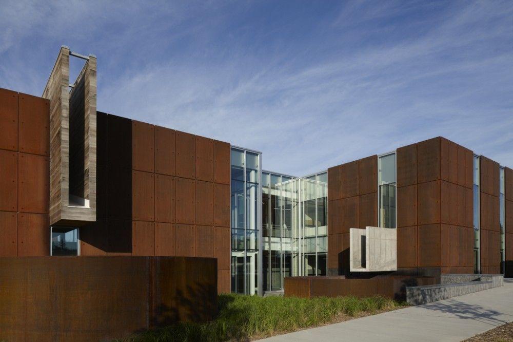 Umd Swenson Civil Engineering Building Ross Barney Architects