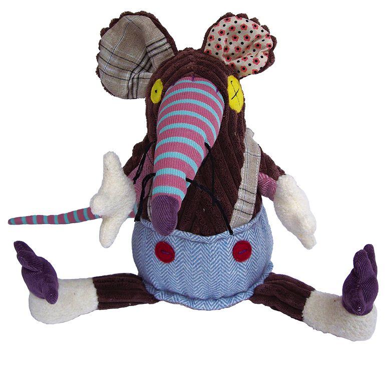 "Deglingos-Rat. My son ADORES his ""Fink"""