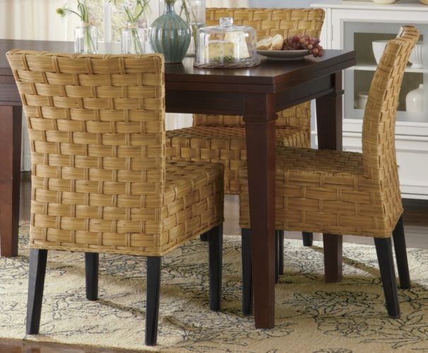 Set Of 2 Bordeaux Parsons Chairs From, Country Door Furniture