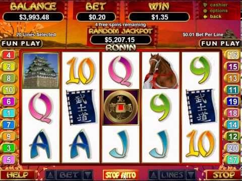 Casino game online ronin stanley circus casino