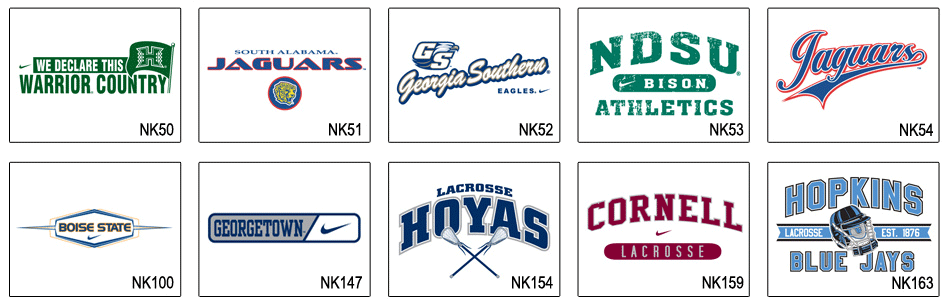Lacrosse Designs School team sports apparel, Under Armour