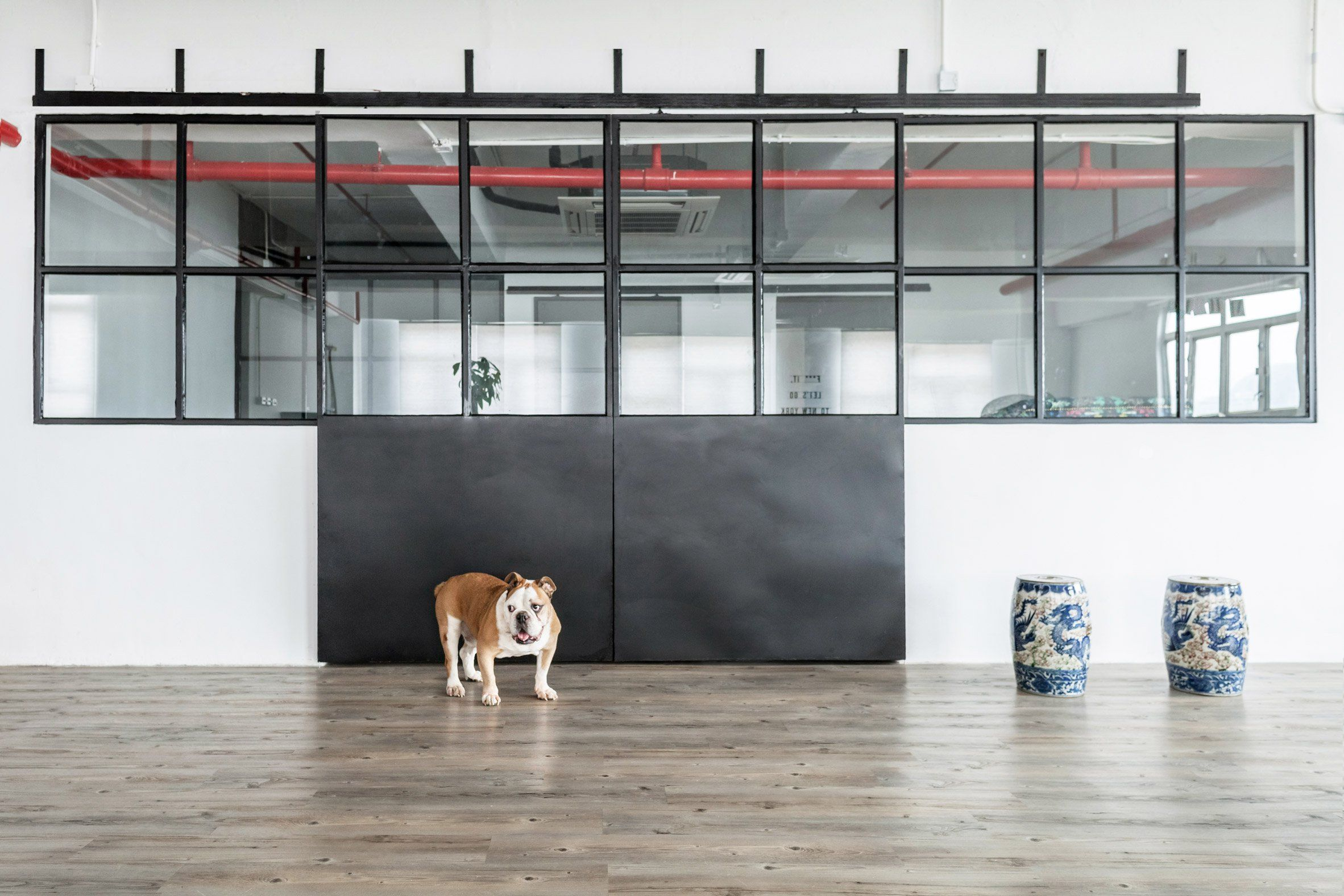 Lim + Lu Transforms Former Hong Kong Printing Press Warehouse