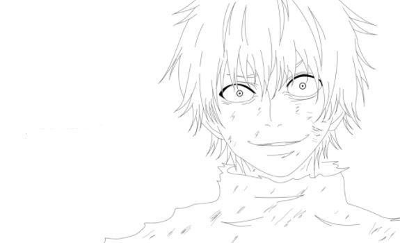 tokyo ghoul coloring pages tokyo ghoul kaneki coloring pages | Coloring Board | Pinterest  tokyo ghoul coloring pages