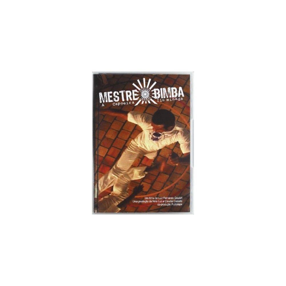 dvd capoeira iluminada