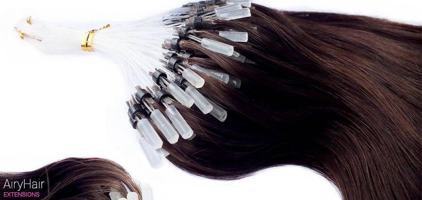 Micro Link Loop Hair Extensions Cost Amazing Hair Pinterest