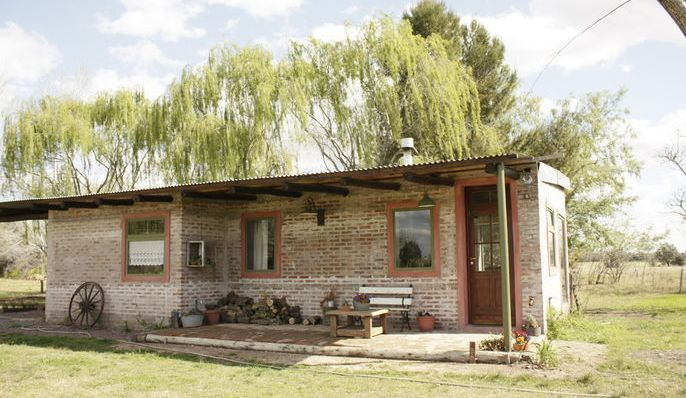 El Rinconcito, Cabaña en San Antonio de Areco Estilo