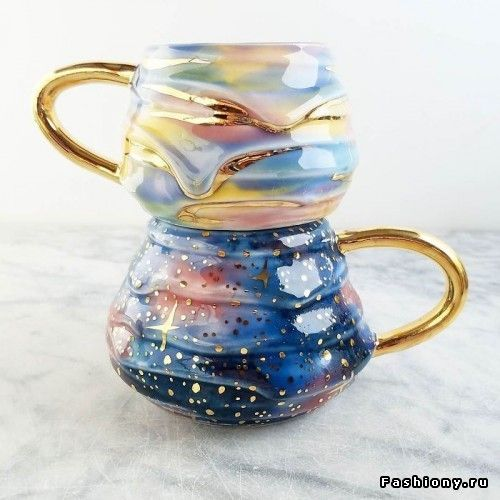 +60 примеров, когда керамика это не только посуда, но и искусство #coolmugs