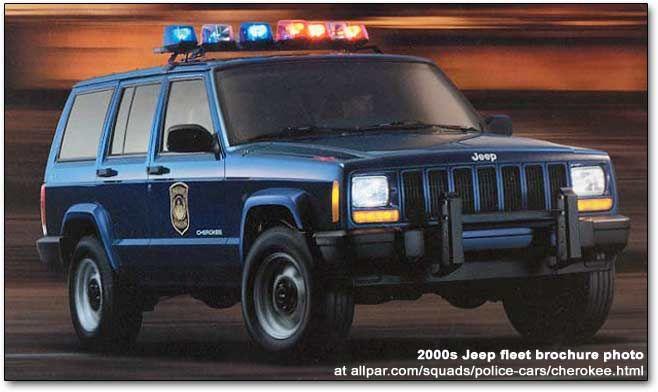 Cherokee Police Car 2001 Jeep Cherokee Jeep Cherokee Jeep Cherokee Sport