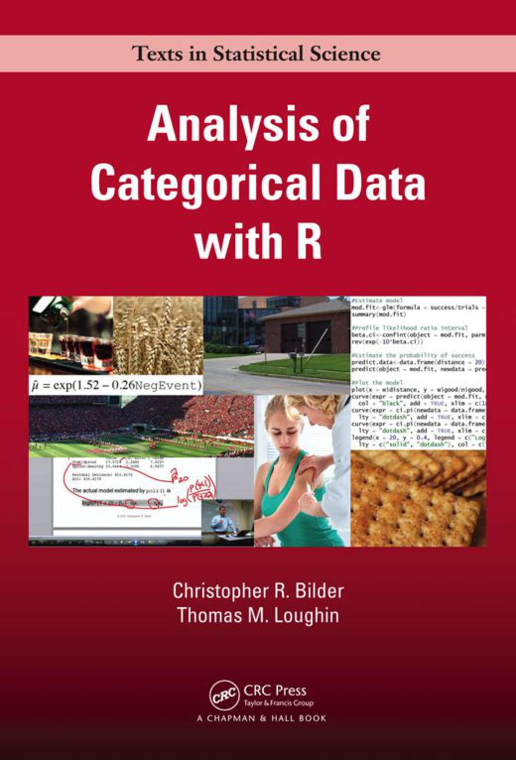 Analysis Of Categorical Data With R Ebook Rental Data Science
