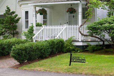 Petite Plaisance, la maison où Marguerite Yourcenar a vécu.