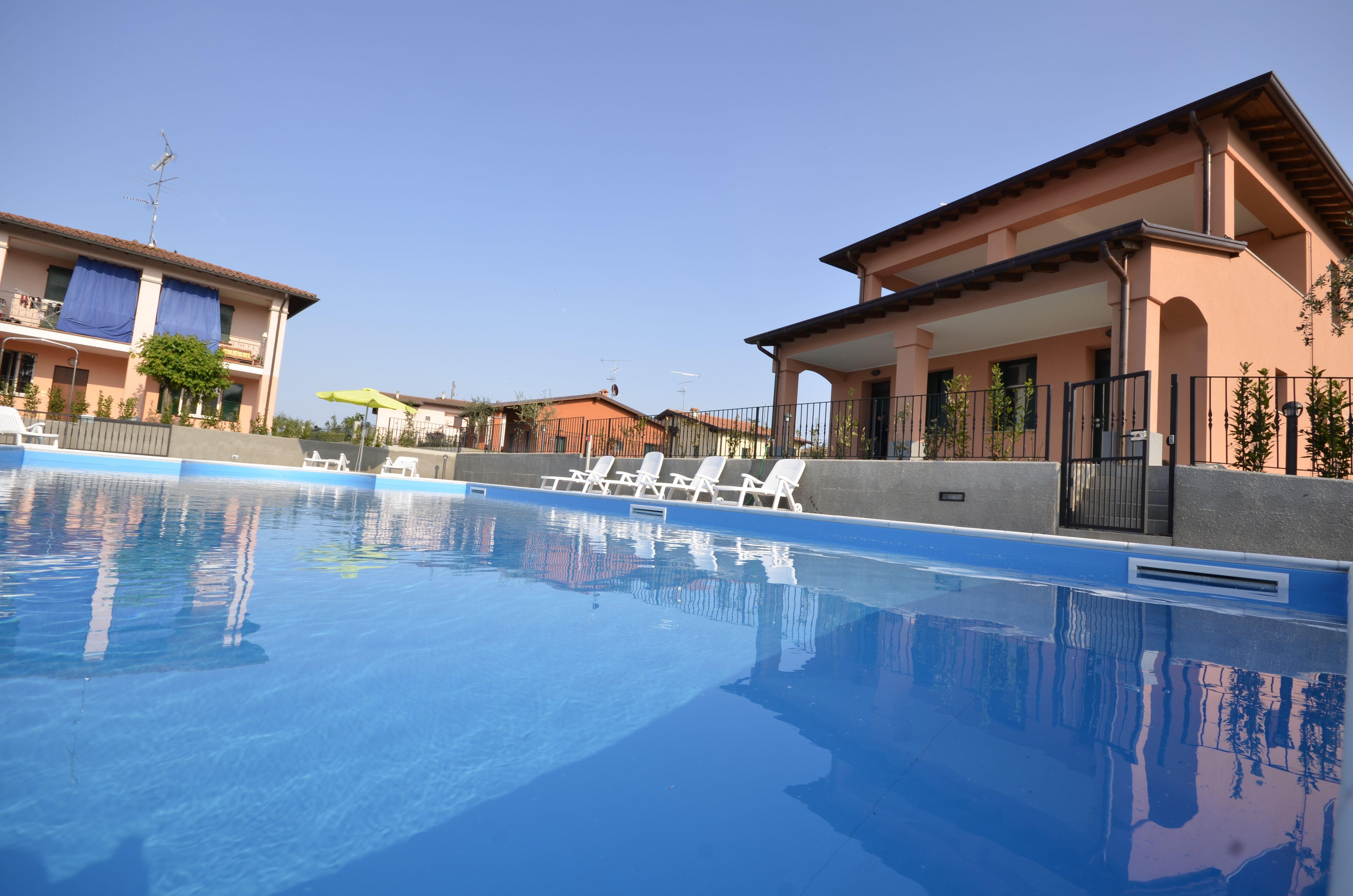 Residence Barcarola pool