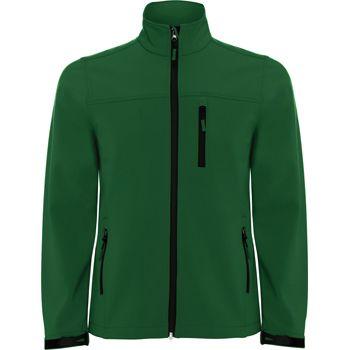 Softshellová bunda Antartida pánská zelená velikost S