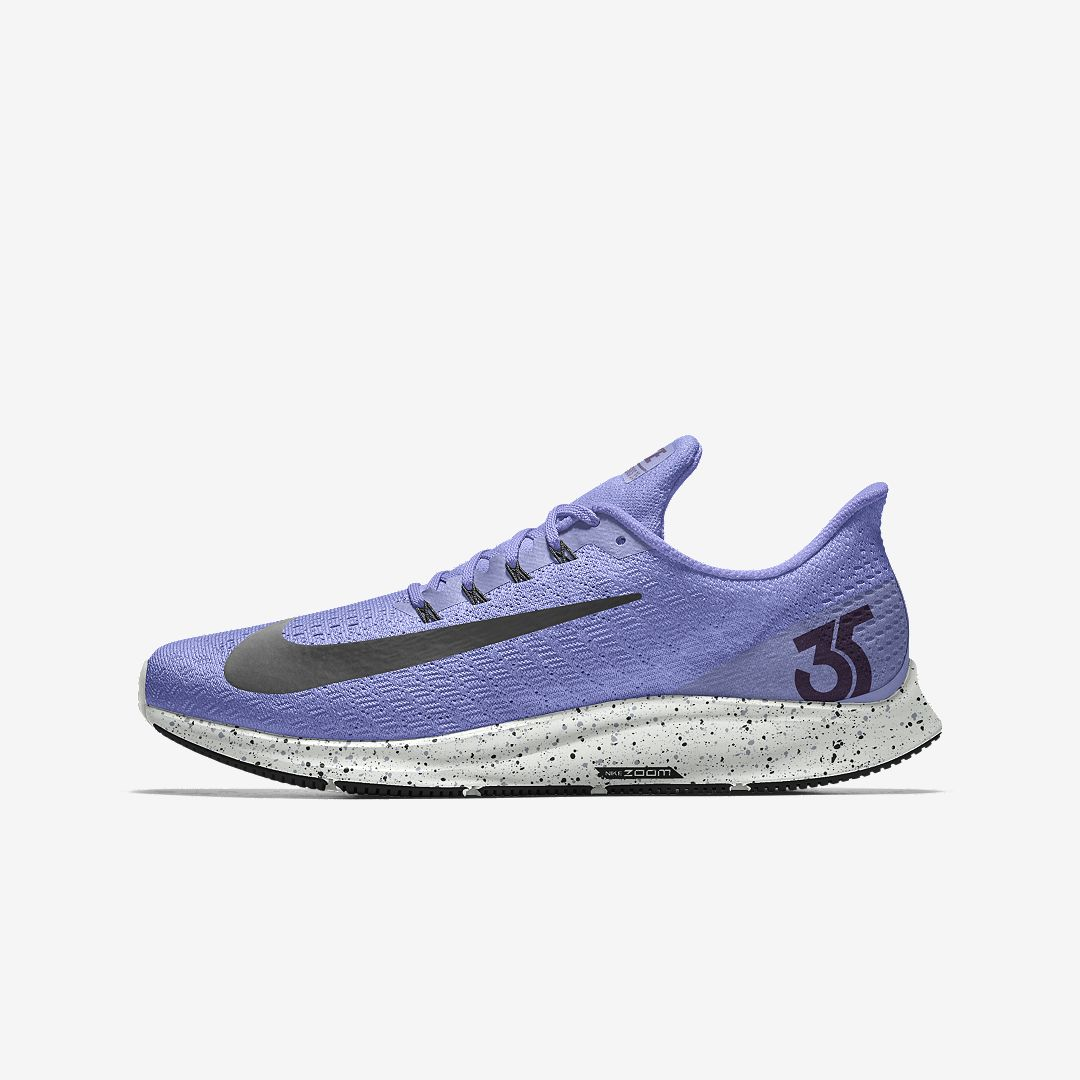 separation shoes c9525 7f397 The Nike Air Zoom Pegasus 35 By You Running Shoe in 2019 ...