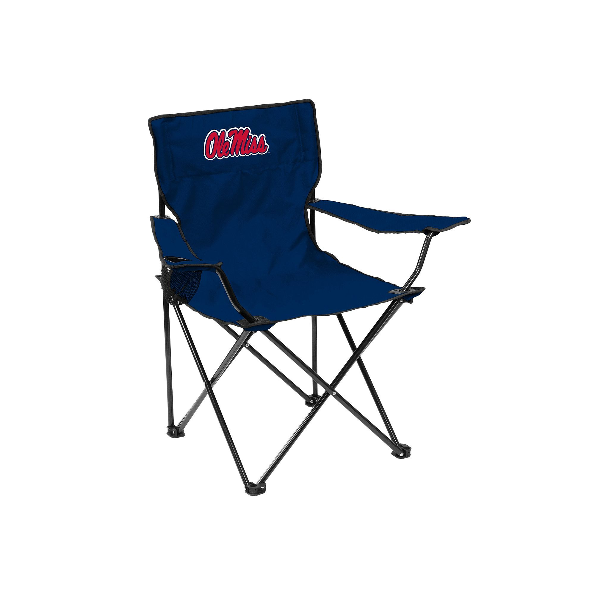 Kohl s Outdoor Logo Brand Ole Miss Rebels Portable Folding Chair