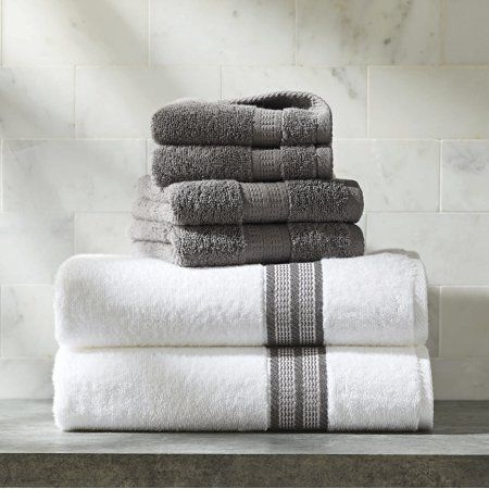 Better Homes Gardens American Made Towel Collection 6 Piece