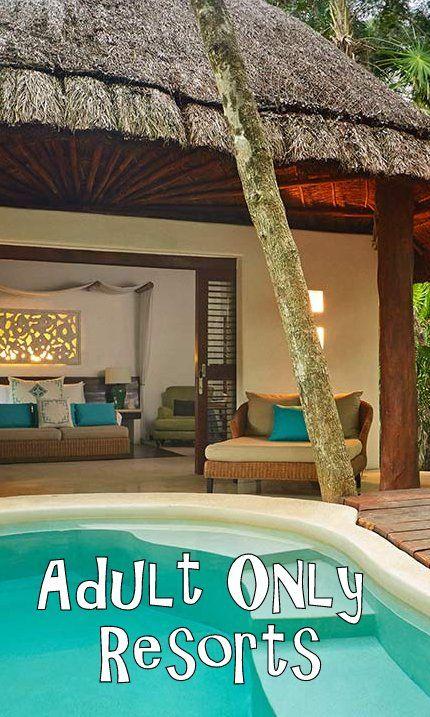 Adult Only Resorts | Beach honeymoon destinations