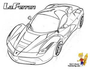 ferrari coloring ferrari cars free boys race cars coloring
