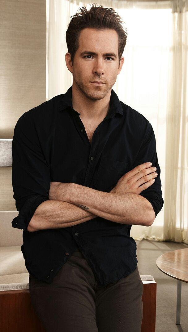 1205th Post On  Ryan Reynolds Hot Actors Handsome Actors
