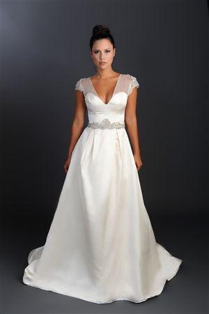 Rania Hatoum Dunrobin Dress. I love the back of this dress.