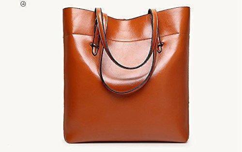 Oferta  Comprar Ofertas de wjkuku Moda Ocio hembra suave piel de vaca  vintage bolsa bandolera bolso de mano para mujer barato. ¡Mira las ofertas! 4848dc32c99a