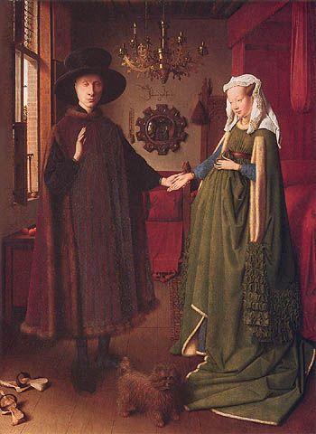 Jan Van Eyck, Flemish.