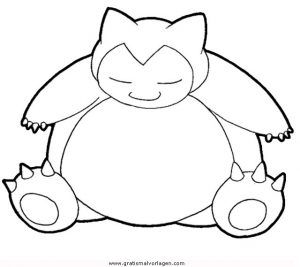 pokemon-relaxo gratis malvorlage in comic  trickfilmfiguren, pokemon - ausmalen | malvorlagen