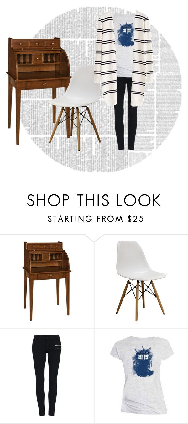 """""""working from home"""" by katelyn-cissell ❤ liked on Polyvore featuring DutchCrafters, women's clothing, women, female, woman, misses and juniors"""