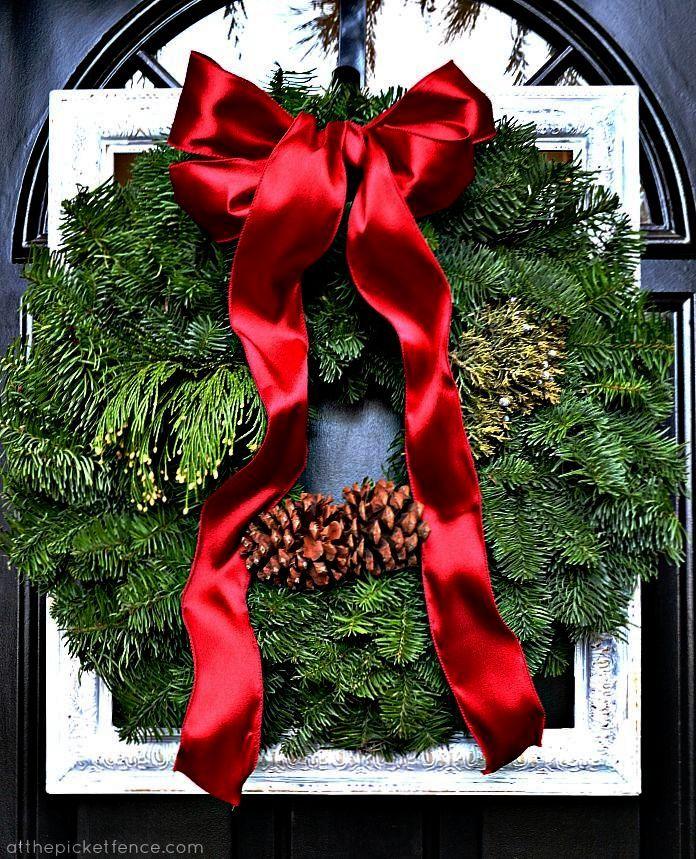 Spectacular \u003e\u003e Artificial Christmas Wreaths Clearance #view Crafts