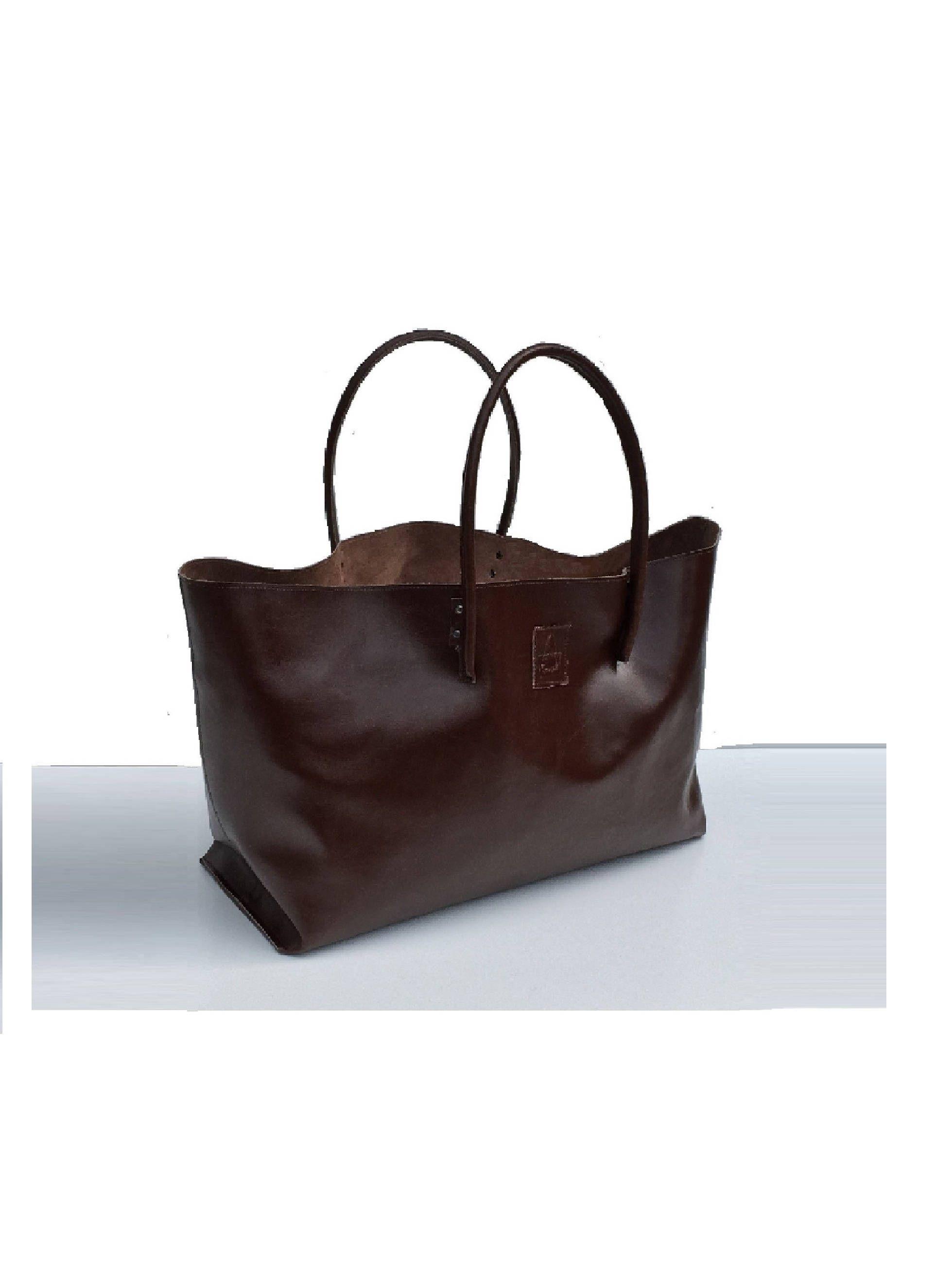 2b91c96571243 große Ledertasche XXL Shopper Ledershopper Einkaufstasche für Großeinkauf  braun handmade von Goldtaschen auf Etsy Leder Shopper