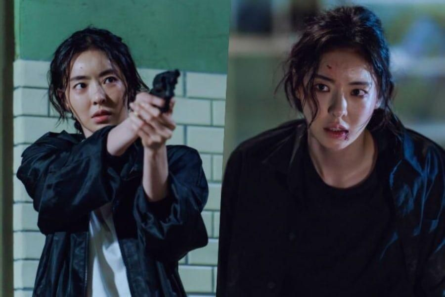 Lee Da Hee Turns Into Unstoppable Detective In Upcoming tvN Drama