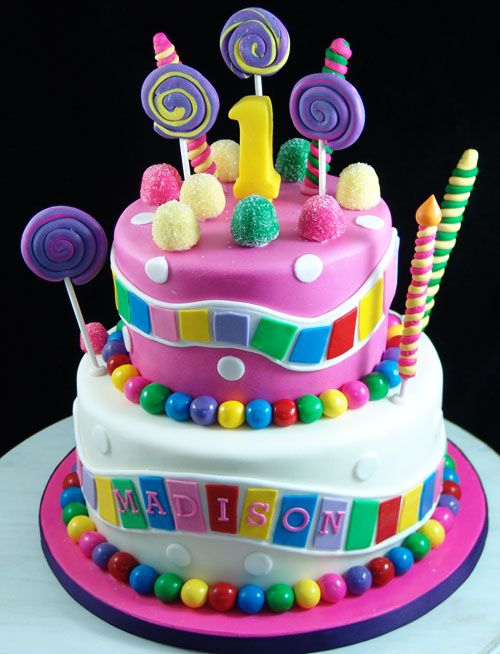 Candyland Cake Candy Birthday Cakes Candy Birthday Party Candyland Cake