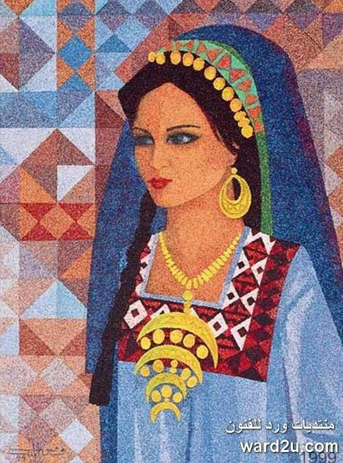 جرانيوليت فى لوحات الفنان وفيق المنذر منتديات ورد للفنون Folklore Art Egyptian Art Egypt Art