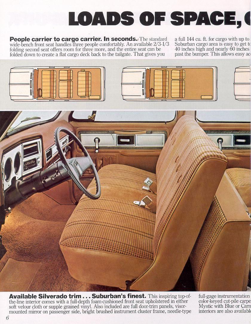 1980 Chevy Suburban 06 Jpg Jpg 840 1 081 Pixels Chevy Suburban Chevy Gmc Truck