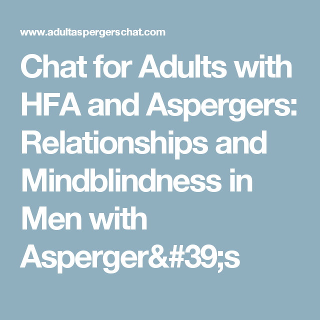Aspergers dating issues