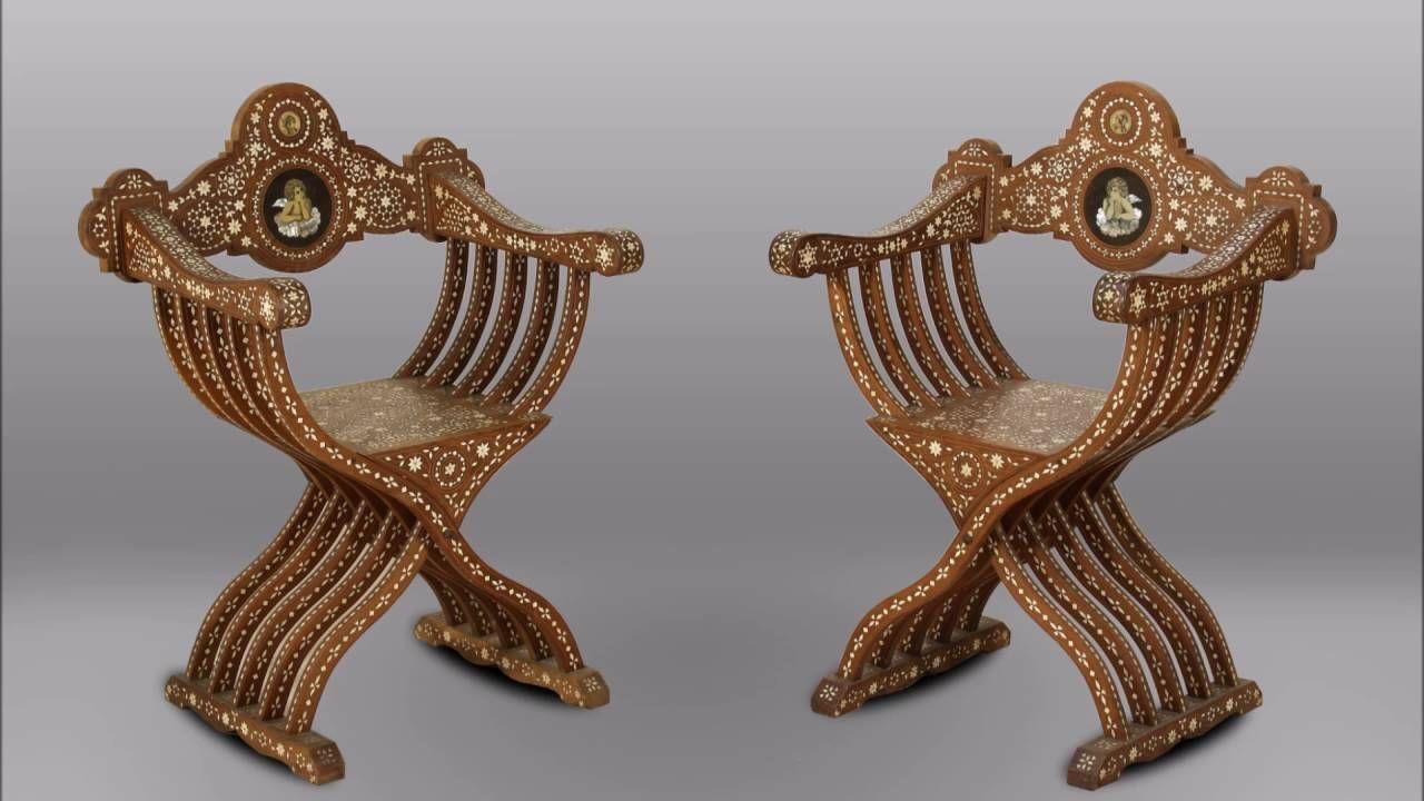 Alcune delle sedie di antiquariato disponibili sul nostro catalogo ...