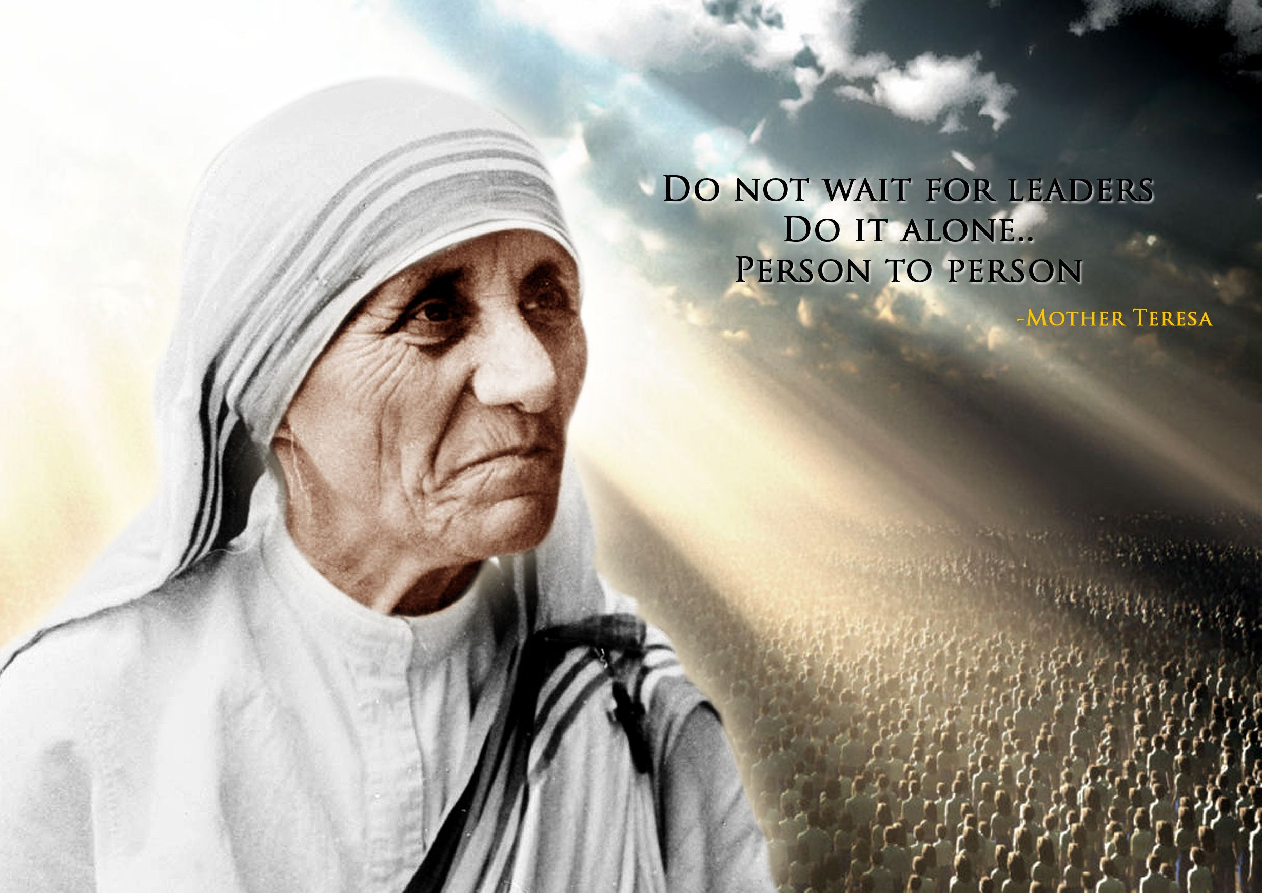 5 Of Mother Teresa\'s Most Impactful Quotes | IPA YOUTH ...