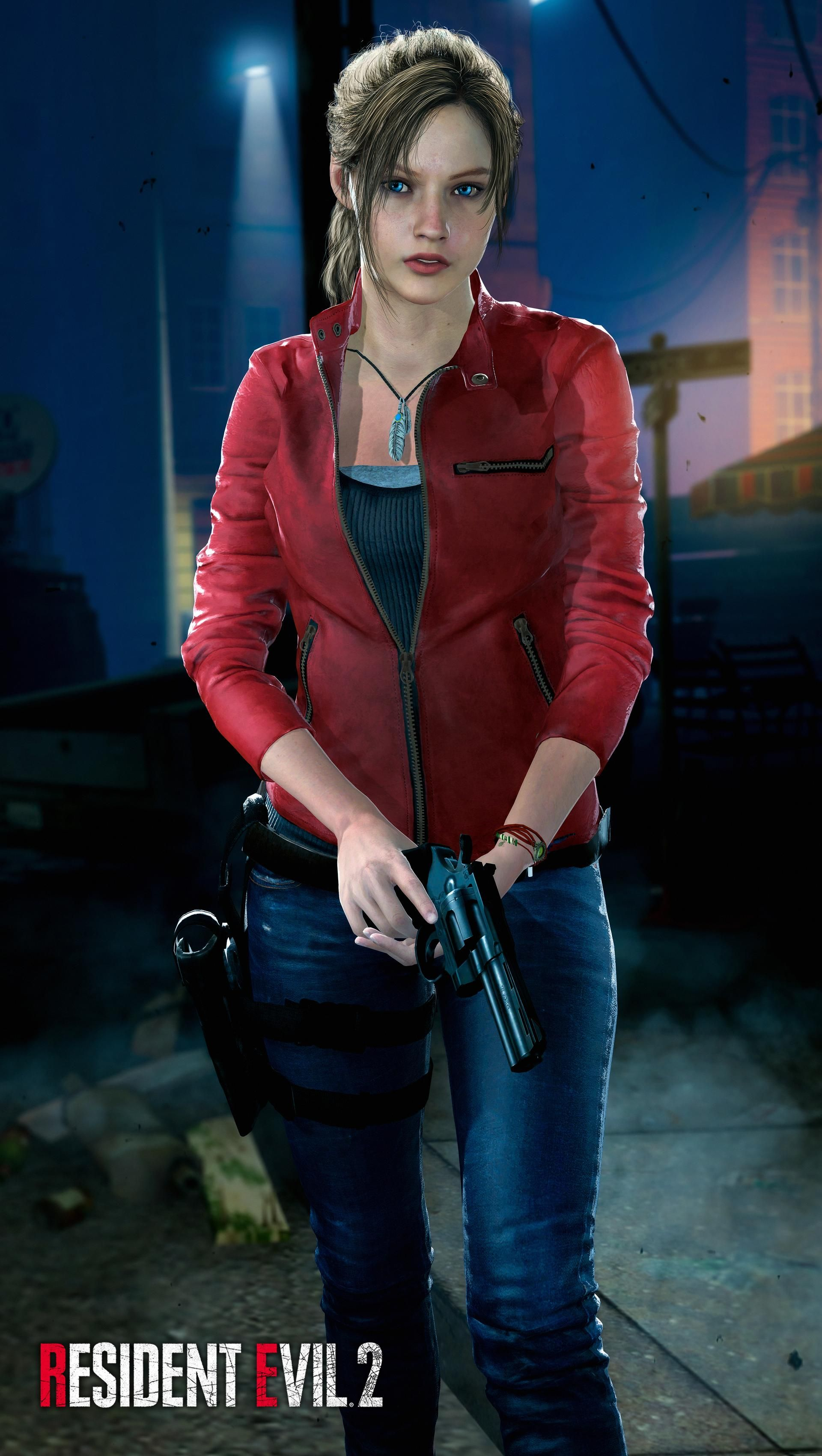 Resident Evil 2 Remake Claire By Lordhayabusa357 On Deviantart