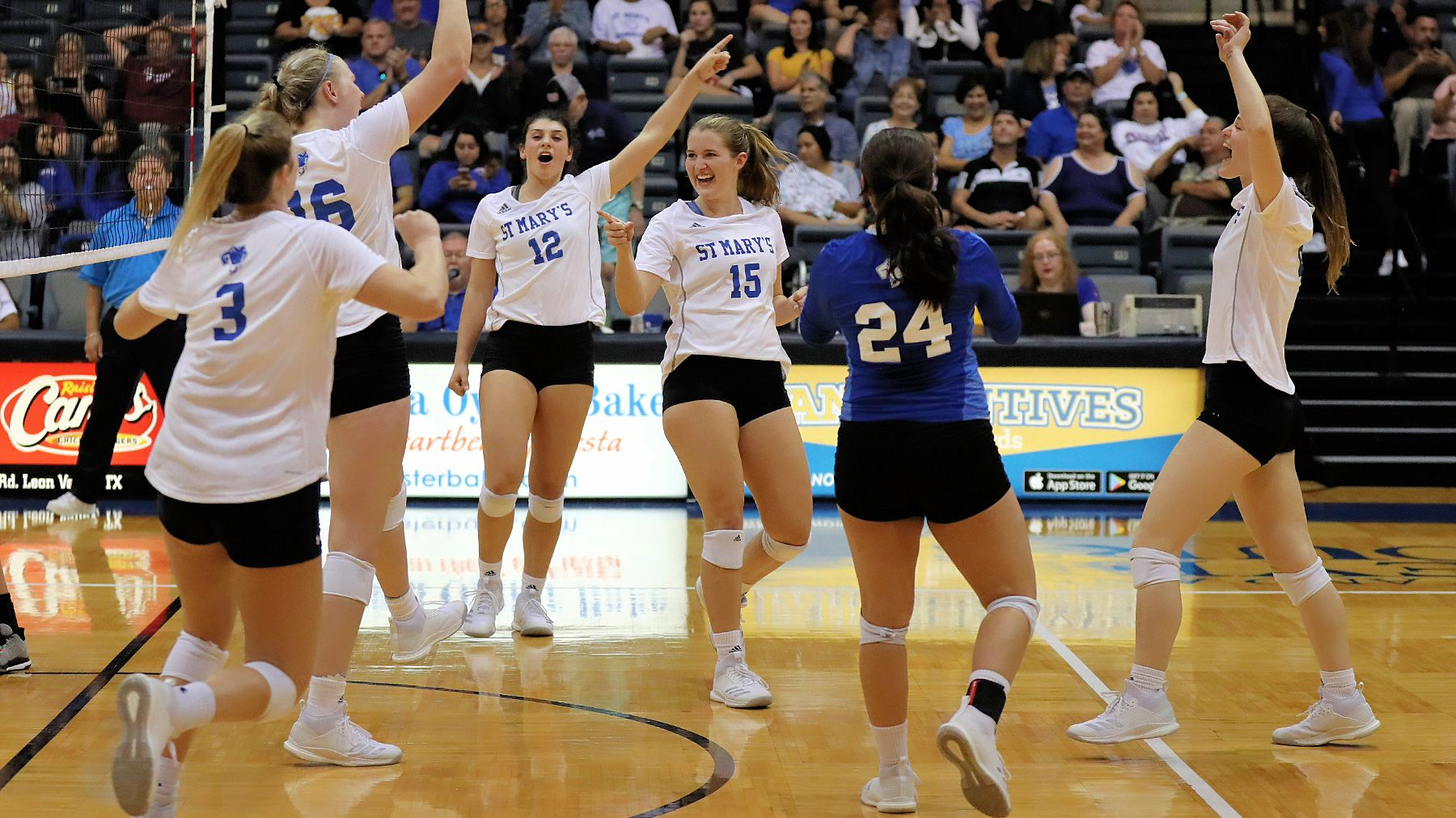 Stmu Volleyball Sweep Texas A M Int Dustdevils Athlete Sweep Conference