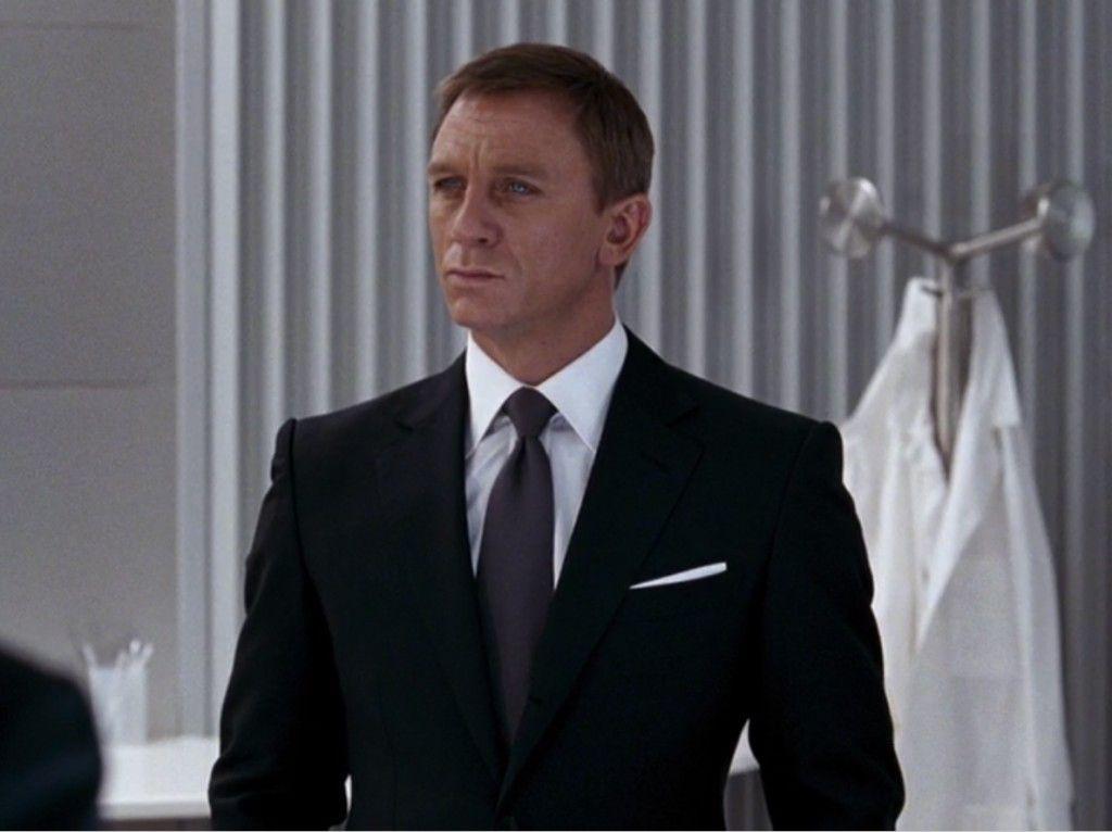 10c70542590 James Bond Tom Ford Suit Not Black Very Dark Charcoal Cool Stuff