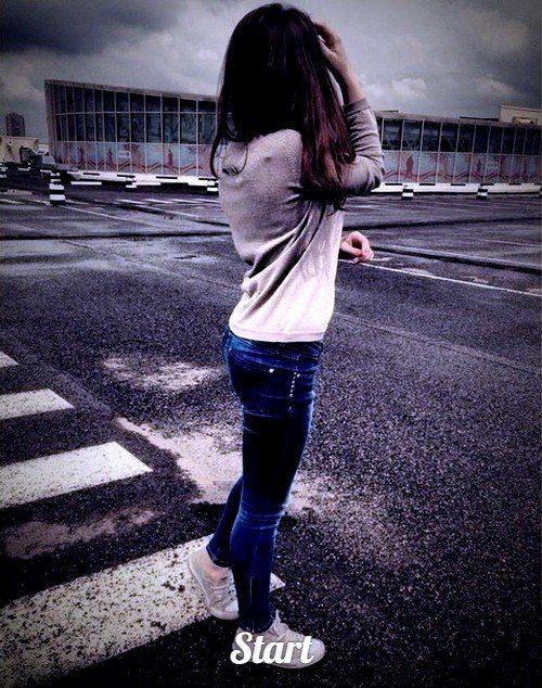 фото на аву для девушек крутые со спины: 14 тыс ...