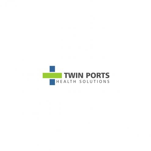 Twin Ports Health Solutions Twin Ports Health Solutions Client Winner Twin Testimonial Logo Design Contest Contest Design Logo Design