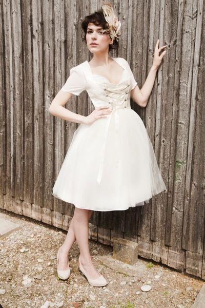 Octoberfest Bride Dirndl Wedding Dress I Love It