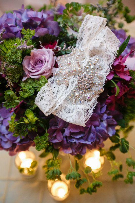 DeMuth-Eggleston Wedding Photo By Visions by Heather Lace wedding garters